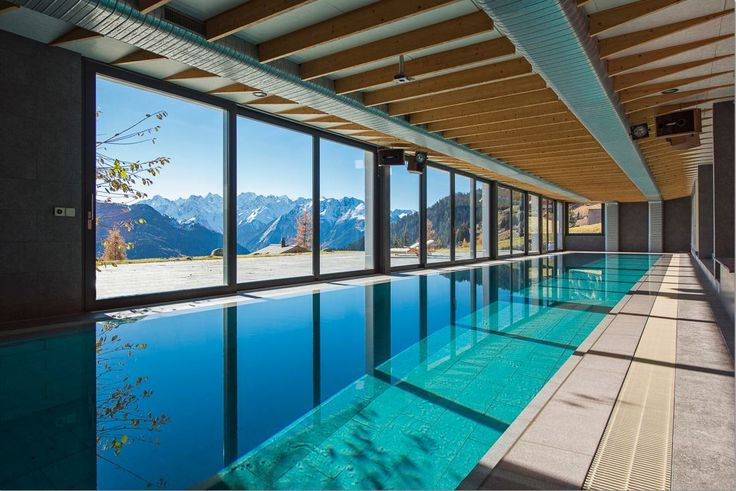 Prachtvolles #Landhaus inmitten der Berge in der #Schweiz  #Schnee #Frieden #Traumhaus #Peace http://bit.ly/28SfuD2