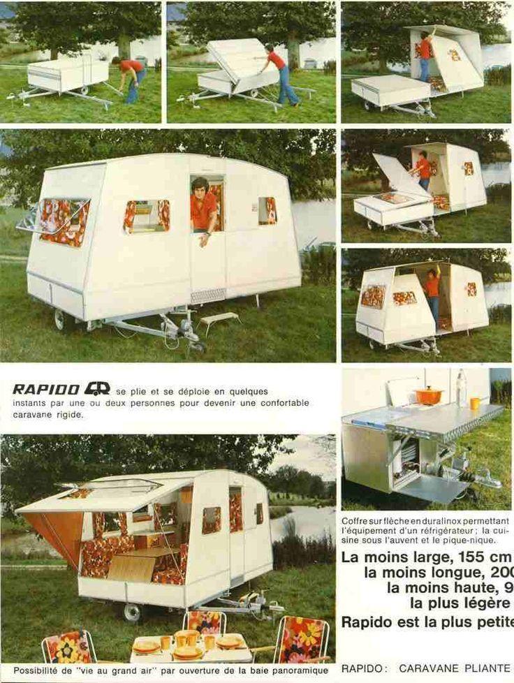 Image result for rapido retro caravan