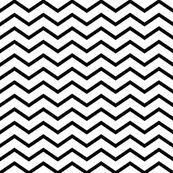 Black Chevron by createstyledecorate, click to purchase fabric