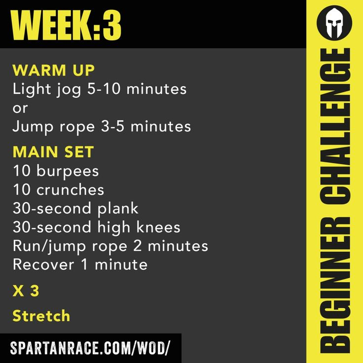 Spartan Beginner Challenge 1.1 - 1.4 - SPARTAN RACE™