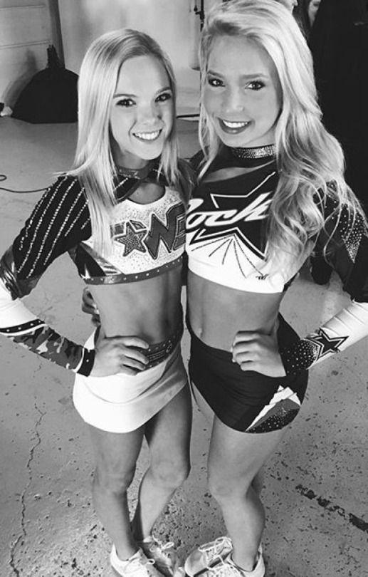 Woodlands Elite Cheer Company Generals ❤️ & Rockstar Cheer The Beatles  #Cheer #Cheerleader #CheerOutfit #ReadyToCheer #SpiritAccessories #ThingsWeLove
