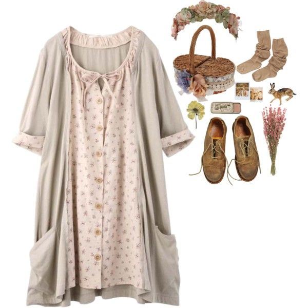 """""""dried nymphet"""" by nagisaxcrossing on Polyvore"""