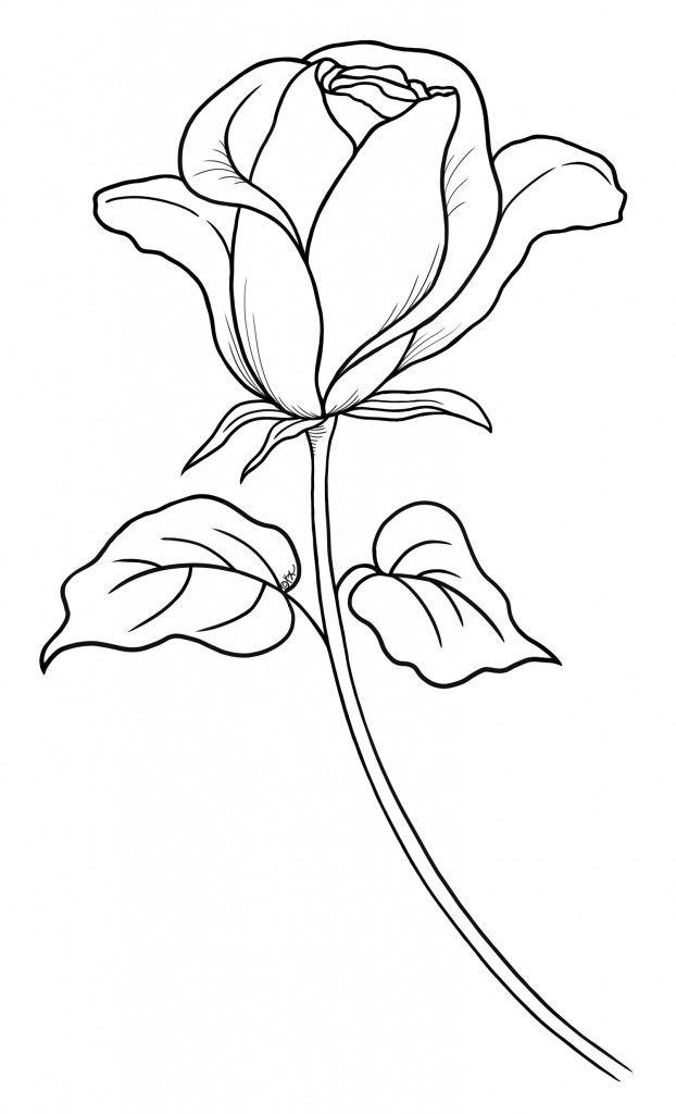 Valentine Rose Free Digi ( Feb 9, 2014)