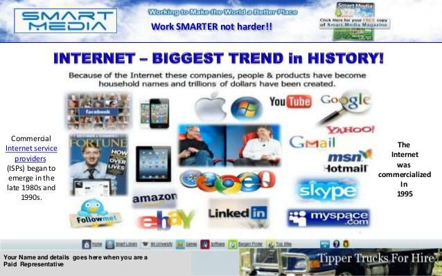 ★★★ DISCOVER HOW TO GET PAID WHILE OTHERS USE THE INTERNET!! ★★★   http://socialmediabar.com/viralmoney
