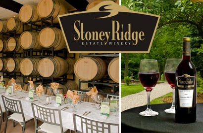 Stoney Ridge Est. Winery is a Definate Favourite and only five minutes away from our B on the West Niagara Wine Route. You MUST TRY their Passion & Forte Port Wines!