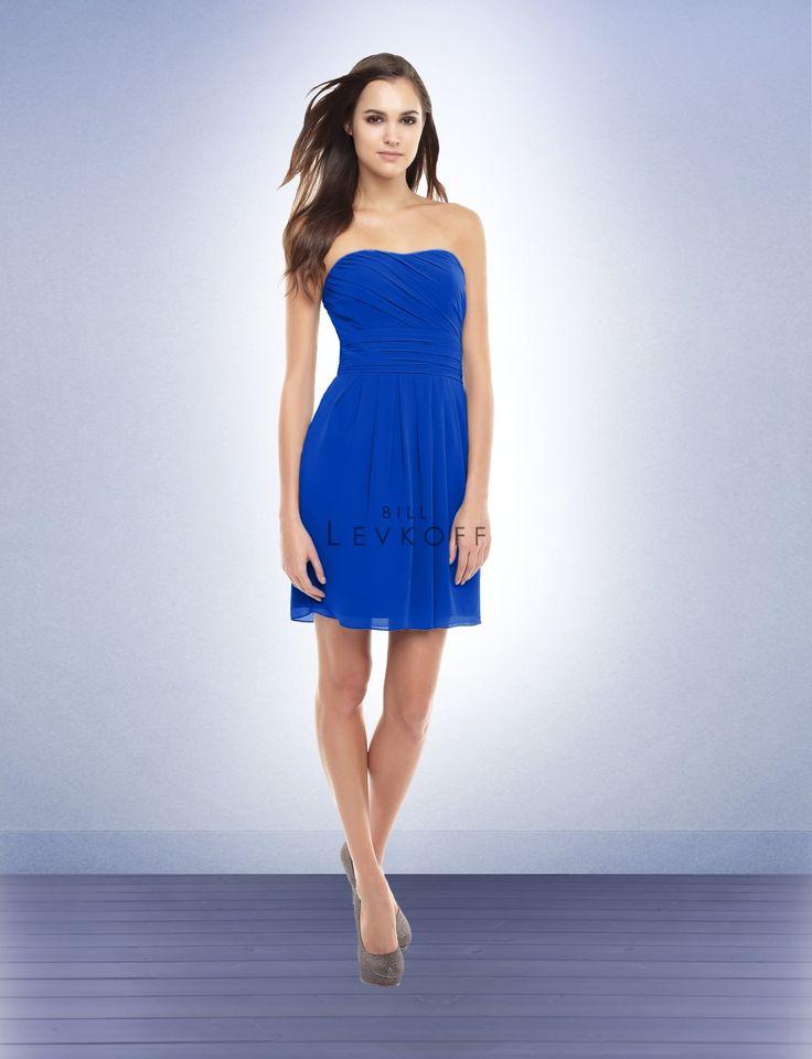 Bill Levkoff, Bridesmaid Dress Style 156