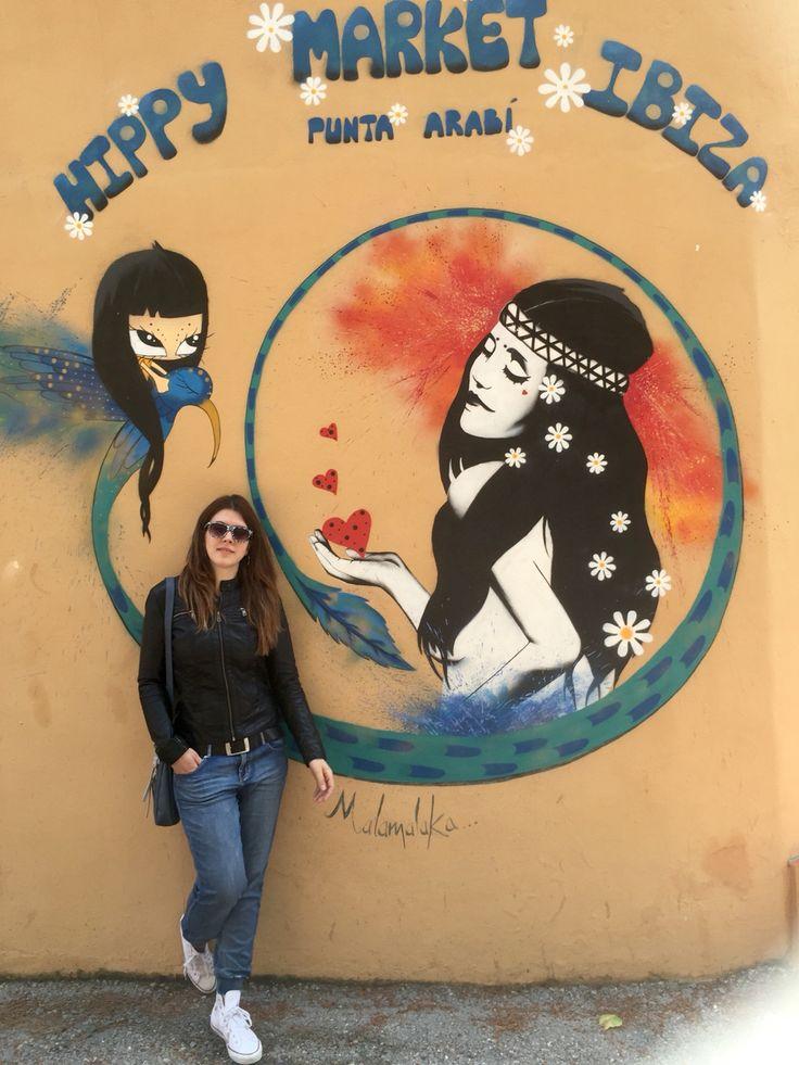#hippymarket Ibiza