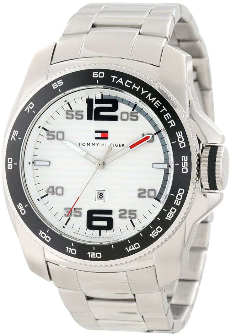 Tommy Hilfiger 1790856 Sport Stainless Steel Bracelet Watch * Check this awesome watch by going to the link at the image.