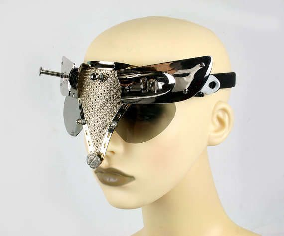 Awsm!!!! 100 Functional Steampunk Gadgets... just chk it out http://www.trendhunter.com/slideshow/steampunk-gadgets