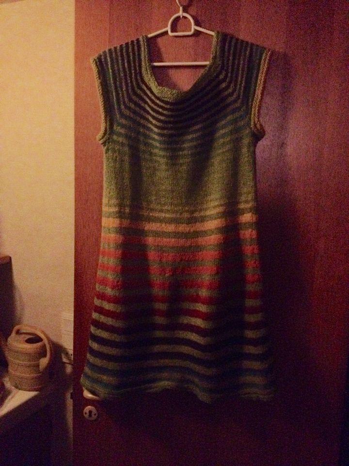Hendes verden kjole