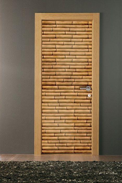 Бамбукова текстура