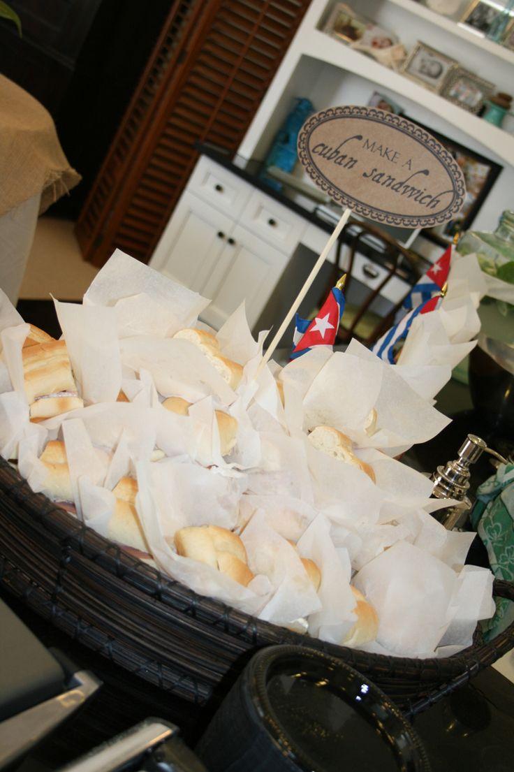 cuban sandwiches, midnight snack?