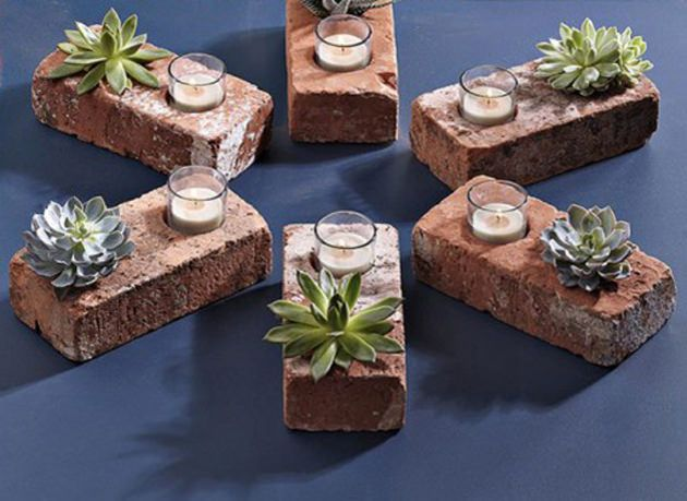 8 Easy DIY Furniture Ideas with Upcycled Cinder Blocks and Bricks ...