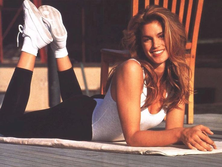 1990's: Cindy Crawford
