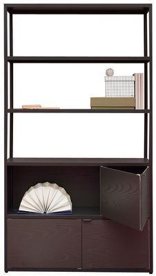 Bookshelf New Order / L 100 x H 180 cm