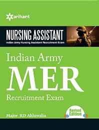 Indian Army MER Nursing Assistant Recruitment Exam: (Old Edition) Paperback ? 2016