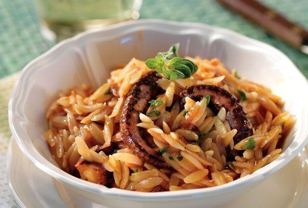 Χταπόδι γιουβέτσι από την Αργυρώ Μπαρμπαρίγου | Απίθανος και πολύ γευστικός τρόπος να μαγειρέψετε το χταπόδι με κριθαράκι στην κατσαρόλα