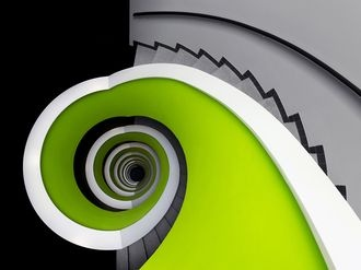 Best Swirling Stair Modern Stairs Photography Skull Reference 400 x 300