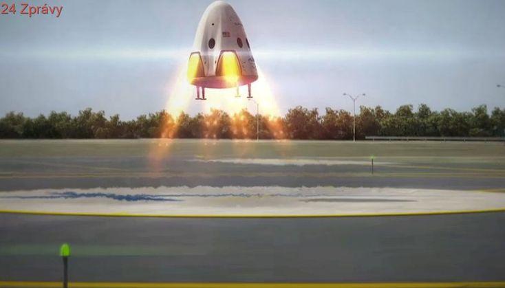 Vesmírná loď Dragon dorazila k ISS, přivezla vánoční dárky