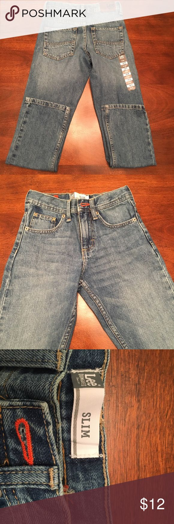 NWT Lee jeans These jeans are NWT and from a smoke and pet free home Lee Bottoms Jeans