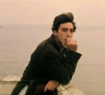 Young Al Pacino