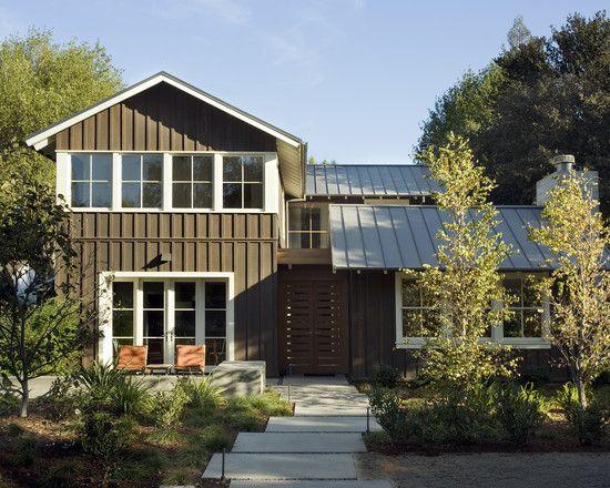 Best Brown Roof Color Schemes Images On Pinterest Exterior