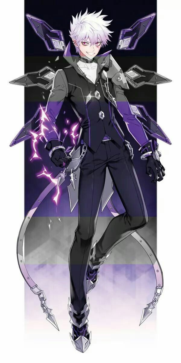 Lunatic ( add elsword)