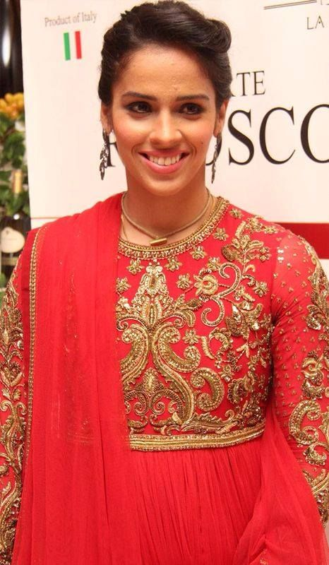 Saina Nehwal Latest Stills