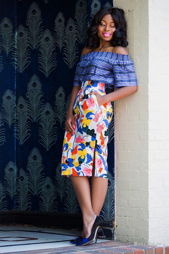 Street Fashion: As melhores imagens com saias de verão
