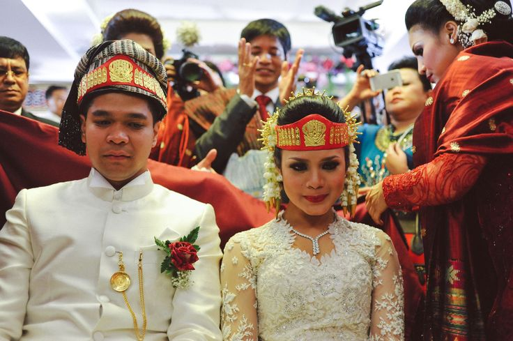 Batak Wedding of Mita Hutagalung and Daud Sijabat Part 1 - Daud-Armita-Wedding-206-min
