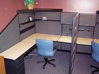 used cubicles inventory gebrauchte kabinenmodulare mbelherman milleroffice decor - Herman Miller Schreibtisch Veranstalter