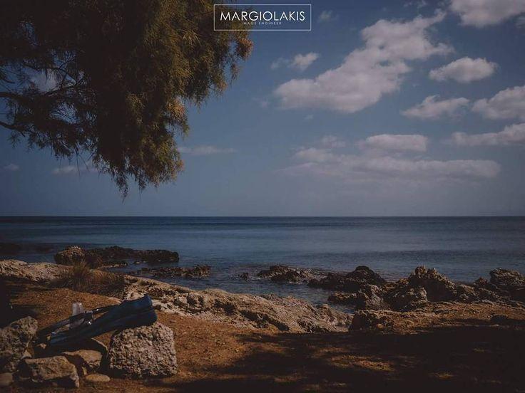 #summer #chania #instachania #instagreece #lifo #sea #vitaminsea #calm #autumn #lastdropsofsummer #moody #dvlop #iggreece #igersgreece #landscape #landscapephotography #seascape