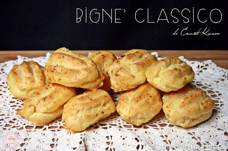 Bignè Classico