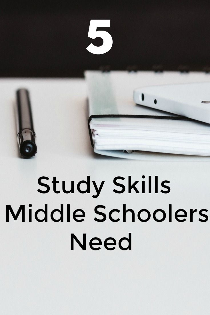 Are you looking for study skills middle schoolers need to succeed in school? Look no further. With videos and tips this is sure to help you out.