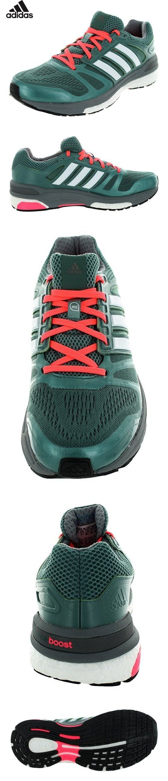 Adidas Supernova Sequence 7 Women's Running Shoes SS15 Womens Green