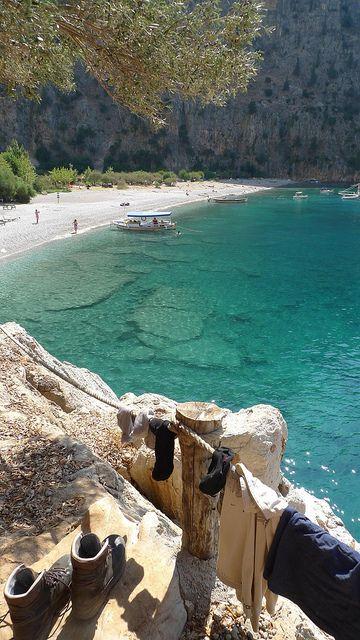 Fethiye'den Antalya'ya, Turkey god I love it there
