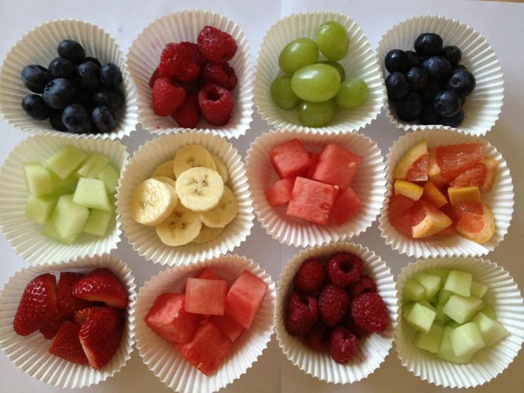 Nature's Candy for your Afternoon Snack