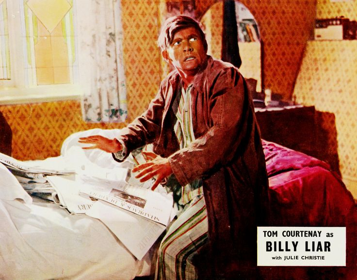 1963: Best British Actor - Tom Courtenay nominated for his performance as Billy Fisher in Billy Liar