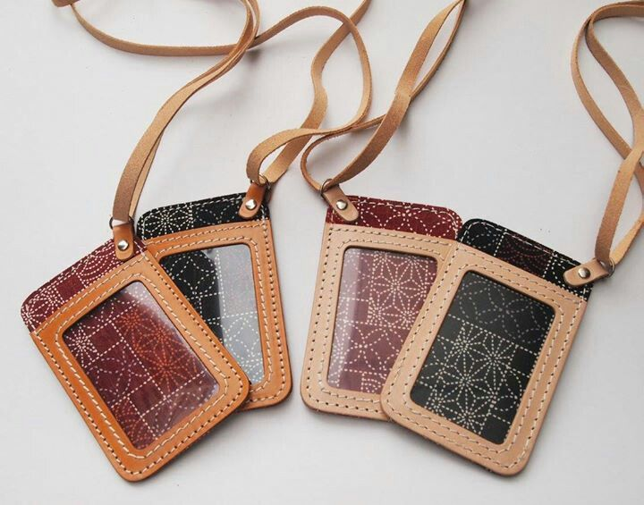 Leather ID Card  4