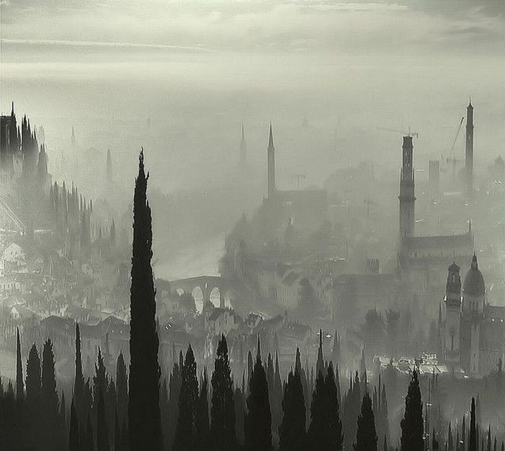 Verona, Italy, 2006 by Ian Webb. Looks like a beautiful dream.