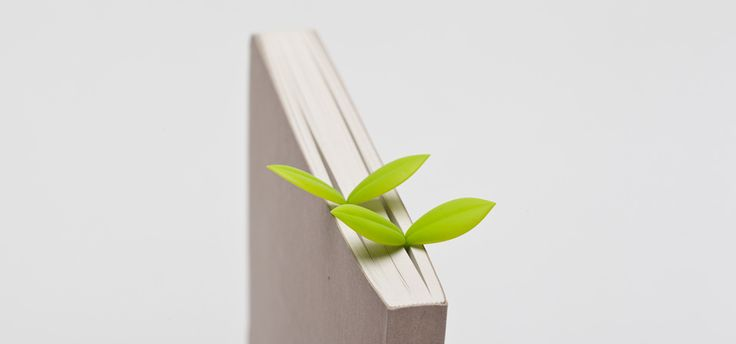 Sprout - bookmark  by Lufdesign.com
