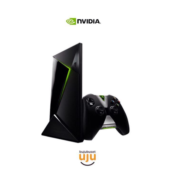 nvidia SHIELD TV   STOK TERBATAS BROY    IDR 3.800.000 (belum termasuk ongkir)  16Gb, WiFi, Controller, cakep daah.