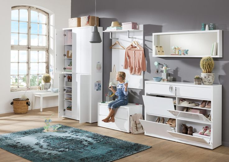 Sconto nábytek | minimalistická předsíň | - Sconto Nábytek