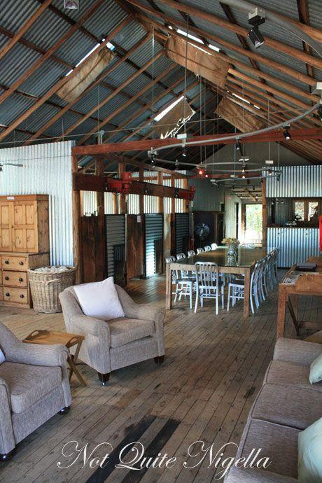 Shearing Shed Conversion...lodge: