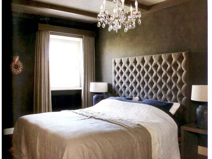 Slaapkamer-Interieur-Ideeën-aarde-tinten