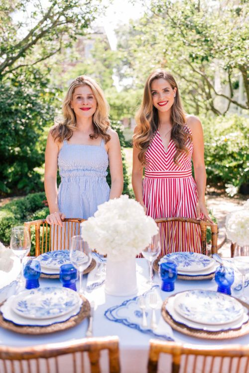 Contributor Series: A Chic Fourth of July Table