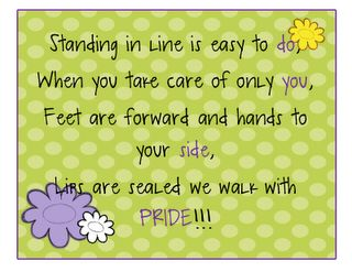 Standing in Line PoemSecond Grade Behavior, Poems Songs, Helpful Transitional, Hallway Management, Second Grade Poems, Schools Mottos, Free Posters Stands, Classroom Management, Grade Teachers
