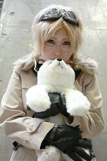 Canada (APH) - Awesome Cosplay!<<<I'm saving for a Canada cosplay, actually :D