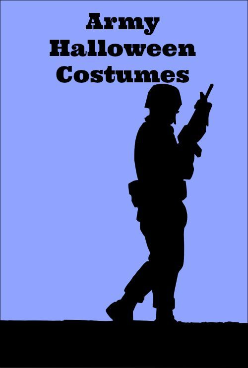 Army Halloween costumes let us celebrate our military heroes in fun. Army costumes shouldn't be limited to Halloween though. Check these out...