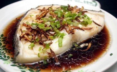 Poisson au gingembre à la vapeur (Chine) : Recette de Poisson au gingembre à la vapeur (Chine) - Marmiton
